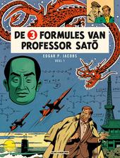 De 3 formules van Professor Sato. Deel 1, Mortimer in Tokyo