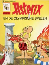 Asterix en de Olympische spelen