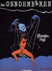 Bronzen pop