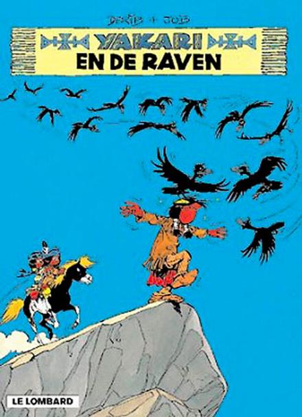 Yakari en de raven