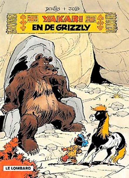 Yakari en de grizzly