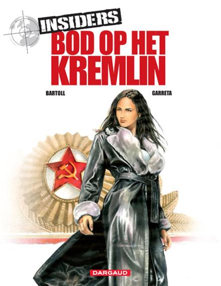 Bod op het Kremlin