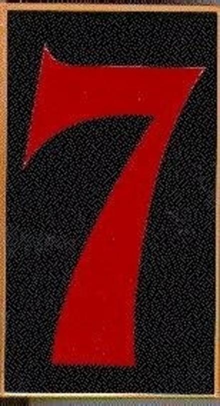 De lijst van 7