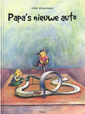 Papa's nieuwe auto