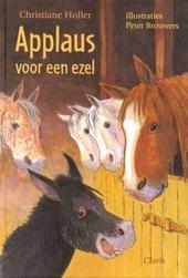 Applaus voor een ezel