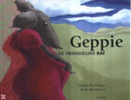 Geppie, de vriendelijke rat
