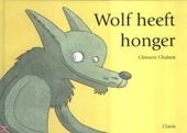 Wolf heeft honger