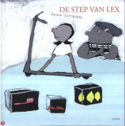 De step van Lex