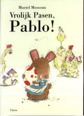 Vrolijk Pasen, Pablo!