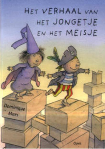 Het verhaal van het jongetje en het meisje
