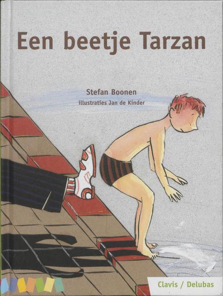 Een beetje Tarzan