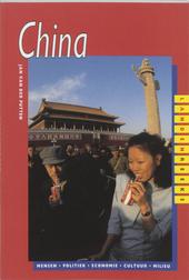 China : mensen, politiek, economie, cultuur, milieu
