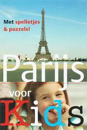 Parijs voor kids : met spelletjes & puzzels!