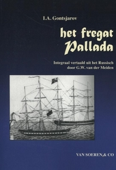 Het fregat Pallada : reisopstellen