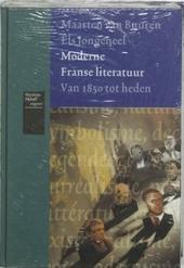 Moderne Franse literatuur : van 1850 tot heden