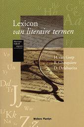 Lexicon van literaire termen