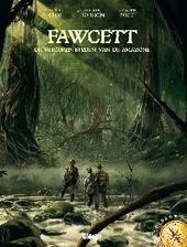 Fawcett : de verloren steden van de amazone