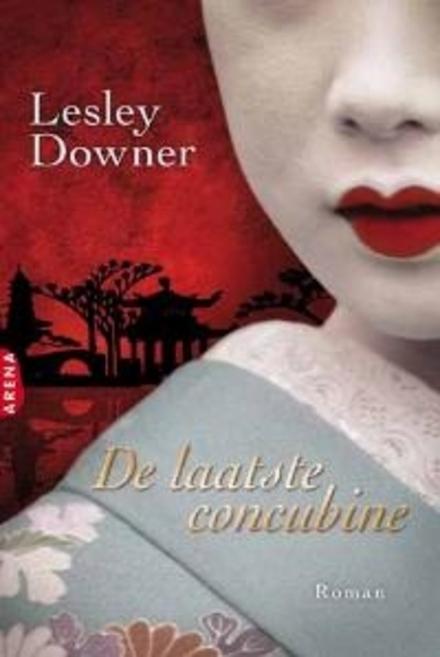 De laatste concubine - mooi stukje Japanse geschiedenis