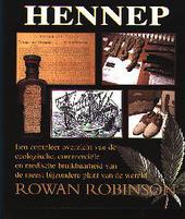Het grote hennepboek : een compleet overzicht van de ecologische, commerciële en medische bruikbaarheid van de mees...