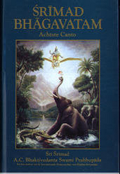 Srimad Bhagavatam : achtste canto Intrekking van de kosmische scheppingen