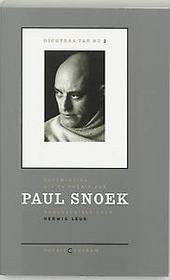 Bloemlezing uit de poëzie van Paul Snoek