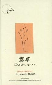 Dauwgras : Japanse kwatrijnen