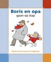 Boris en opa gaan op stap
