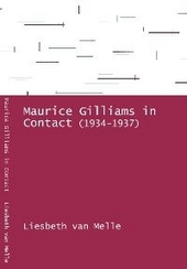 Maurice Gilliams in Contact 1934-1937
