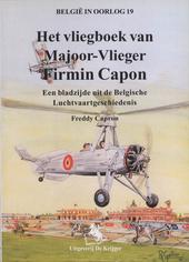 Het vliegboek van Majoor-Vlieger Firmin Capon