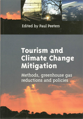 Tourism and climate change mitigation : methods, greenhouse gas reductions and policies