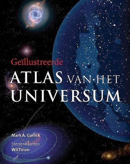Geïllustreerde atlas van het universum