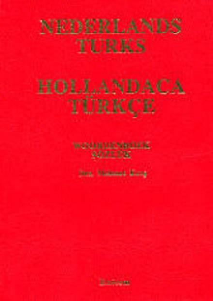 Nederlands-Turks woordenboek