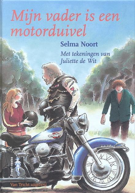 Mijn vader is een motorduivel