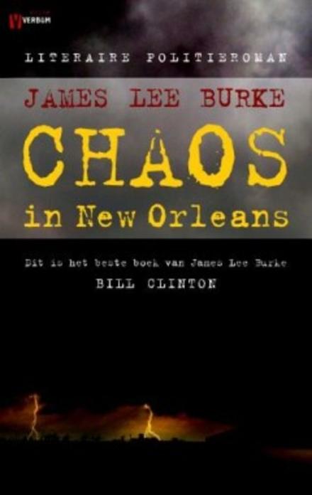 Chaos in New Orleans : literaire politieroman