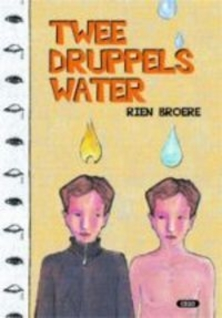 Twee druppels water