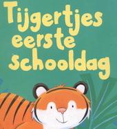 Tijgertjes eerste schooldag