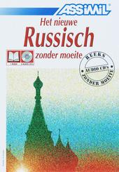 Het nieuwe Russisch zonder moeite [boek + 4 cd's]