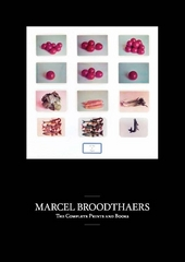 Marcel Broodthaers : het complete grafische werk en de boeken