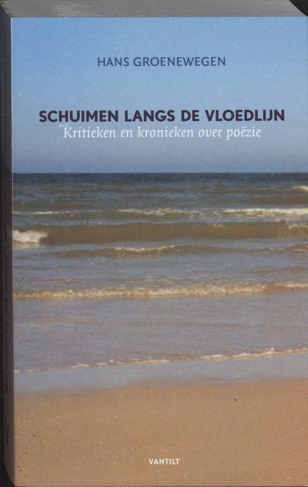 Schuimen langs de vloedlijn : kritieken en kronieken over poëzie