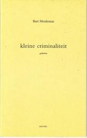 Kleine criminaliteit