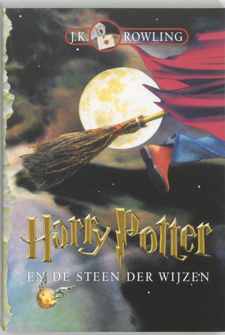 Harry Potter en de steen der wijzen - Prachtig voor de jeugd die wil beginnen lezen.
