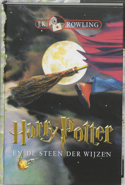 Harry Potter en de steen der wijzen