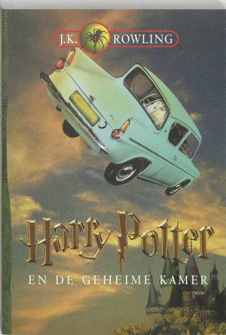 Harry Potter en de geheime kamer