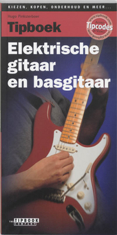 Tipboek elektrische gitaar en basgitaar