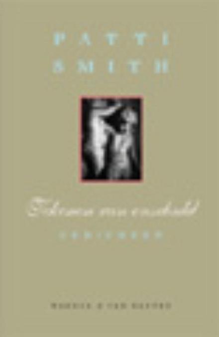 Tekenen van onschuld : gedichten / Patti Smith ; vert. door Katelijne de Vuyst - een amalgaam van beelden