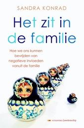 Het zit in de familie : hoe we ons kunnen bevrijden van negatieve invloeden vanuit de familie