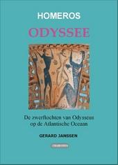 Odyssee : de zwerftochten van Odysseus op de Atlantische Oceaan