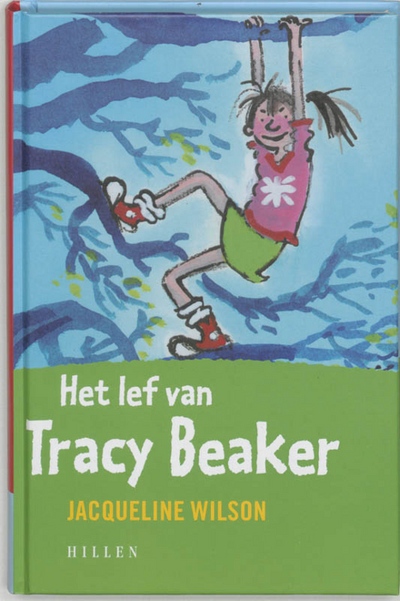 Het lef van Tracy Beaker