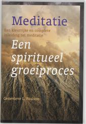 Meditatie : een spiritueel groeiproces : een kleurrijke en complete inleiding tot meditatie