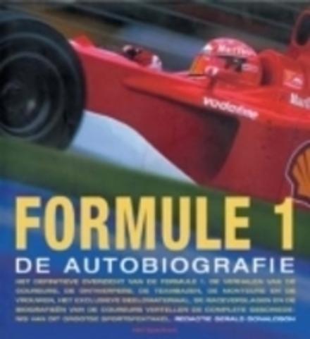 Formule 1 : de autobiografie